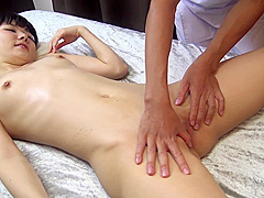 Erotic Massage For japanese schoolgirl